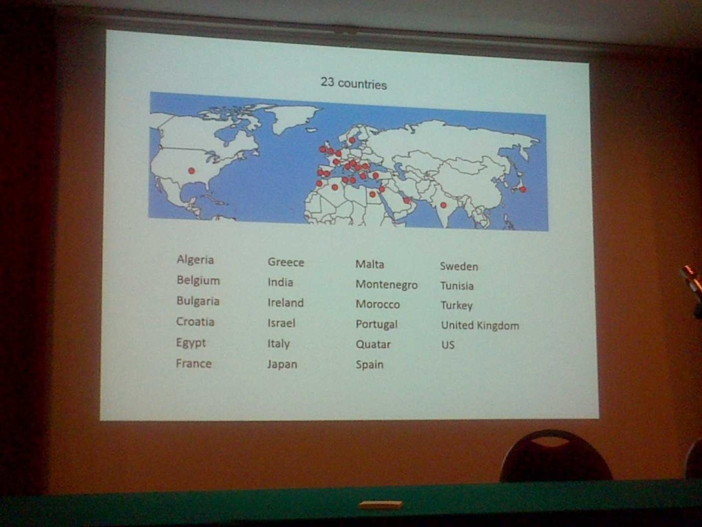 MSW'15 map of countries