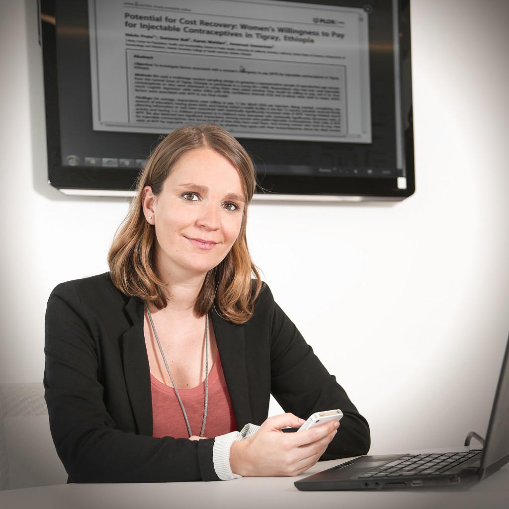Virginie Simon CEO and Co-Founder MyScienceWork